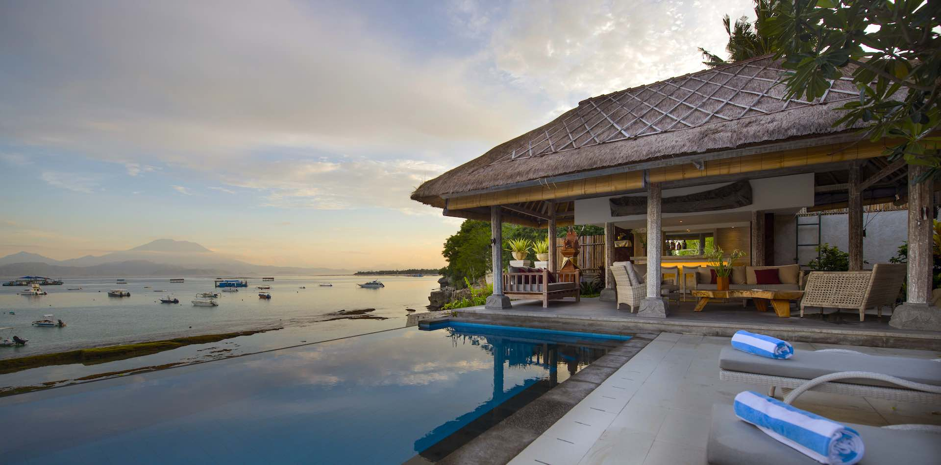 Villa Coral Lembongan, Luxury Villa, Luxury Villa on the beach, Nusa Lembongan, Bali, Indonesia